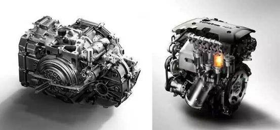 2.0T+9AT动力组合完美呈现探界者高效强悍的驱动科技