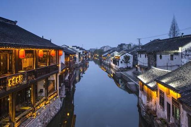 江南第一镇居然在安徽 比乌镇水乡更令人一见倾心