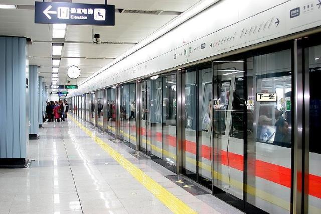 安徽第二条地铁全程仅需5元 比打车便宜9成