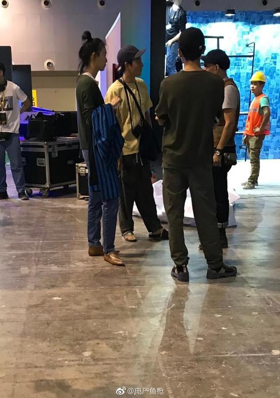 陈冠希、秦舒培