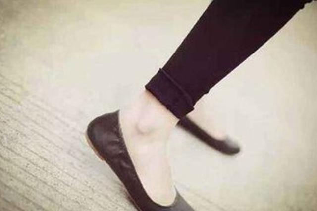 光脚穿鞋当心得脚气