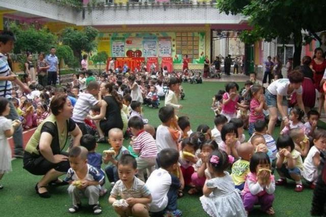 公办园幼儿占比三年后达50% 公共服务项目正在谋划