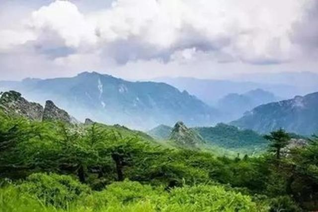 安徽古井园国家级自然保护区规划获批