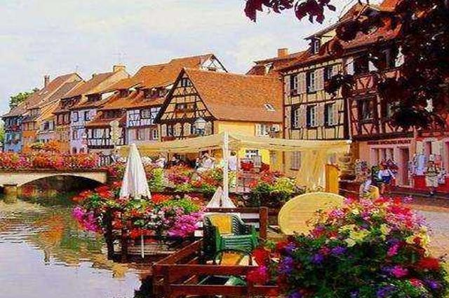 据说这是全球最美的五个小镇