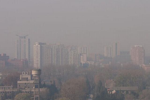 安徽15市PM10浓度不降反升 7市面临驻点督查