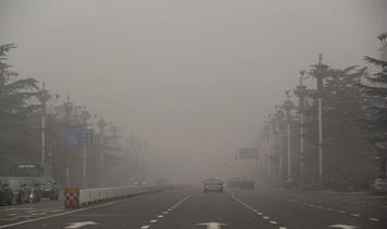 合肥启动冬季大气污染应急管控