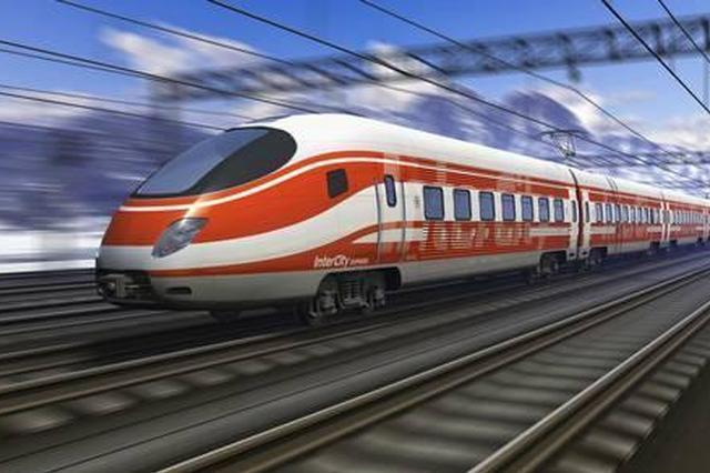 安徽在建高铁项目迎重要节点 淮萧客车将具备运营条件