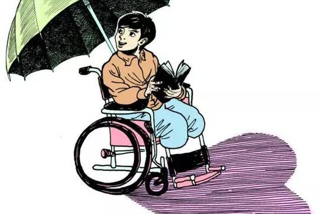 残疾人买药 药品供应站经理送药又捐钱