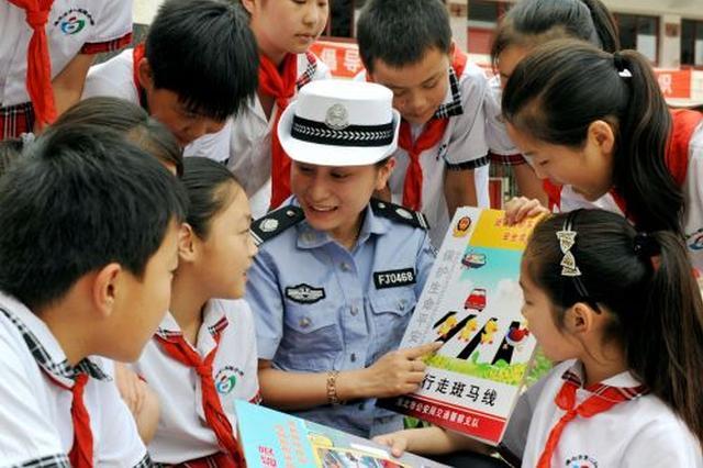 淮北市依法建设平安和谐校园 营造良好校园环境