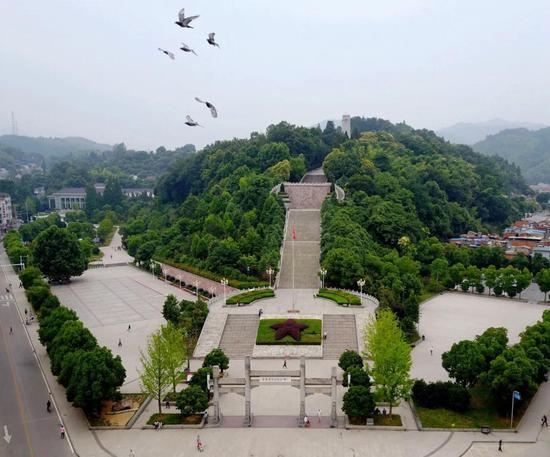 金寨县革命烈士陵园成功入选中华民族文化基因库红色基因库首批试点单位