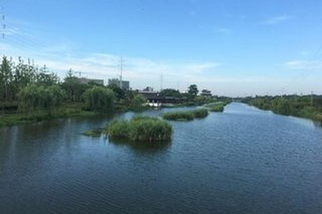 阜阳更多黑臭水体将纳入治理 优化城区环境