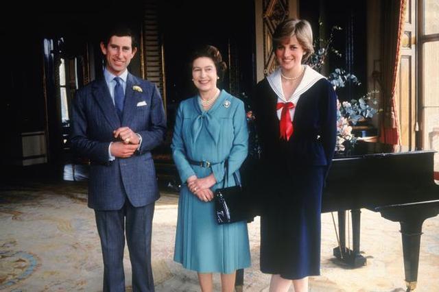 外媒揭戴安娜王妃离婚之谜 是否为女王一手造成
