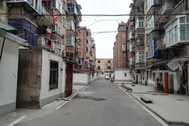 黄山:黟县大力推进老旧小区改造