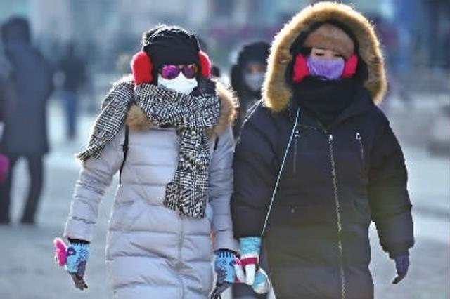 冷空气杀个回马枪 安徽最低温逼近0℃