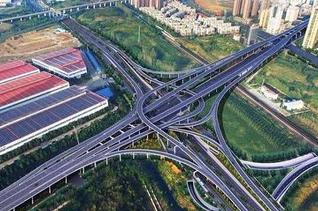 市区与肥西县再通一条快速通道 全长约6.6公里
