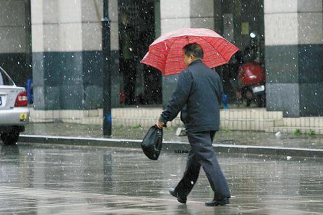 合肥今天或再遇雨夹雪天气 周四起回晴回暖