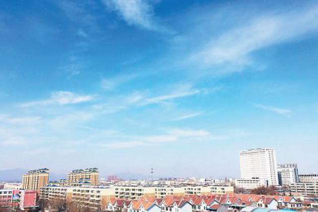 奋斗出幸福 芜湖蓝天保卫战打出全省最低PM2.5指数