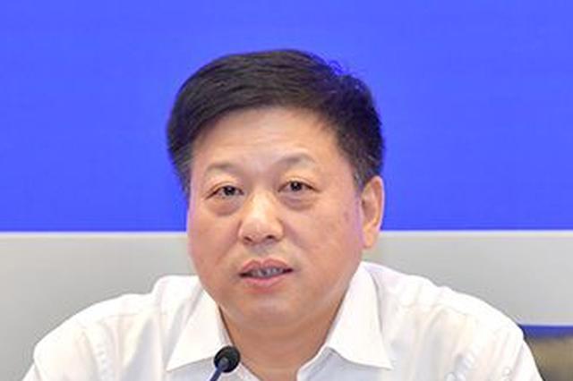 李必方任安徽省委副秘书长、省管局党组书记