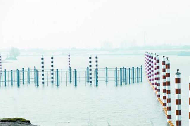 """芜湖漳河大堤旁有座""""不希望被启用""""的泵房"""