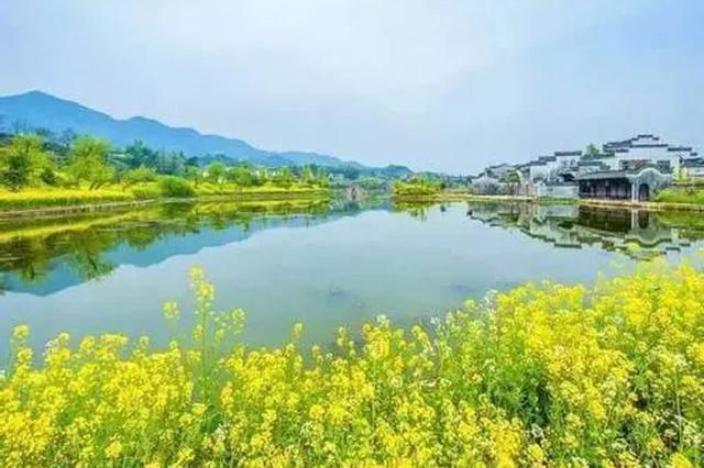 安徽春天最值得去的8个小众目的地 有山有水有古村
