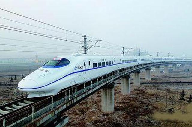 阜阳火车站增开旅客列车