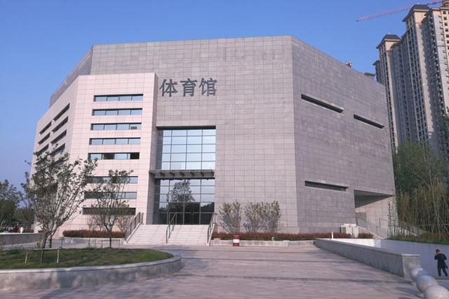 安徽省首例隔震技术工程建成并投入使用