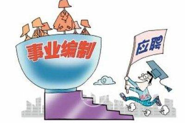 安徽:省直事业单位招聘1205人