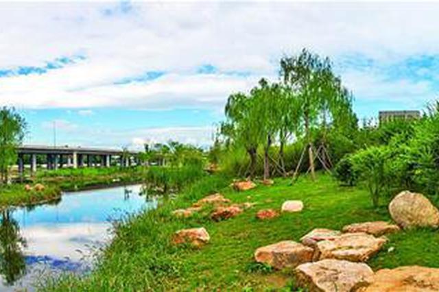 皖加快实施海绵城市建设管控 合肥将打造14个海绵公园