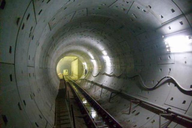 合肥地铁5号线将穿越菱湖公园人工湖