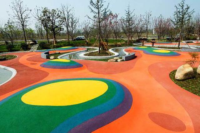 合肥主城区将打造14个海绵公园