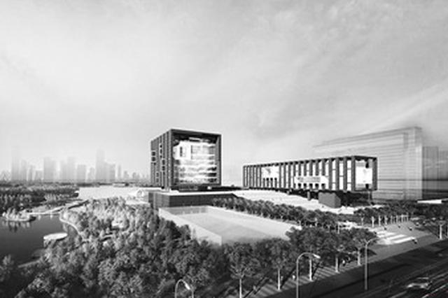合肥市中心图书馆设计方案敲定 将选址天鹅湖西南岸