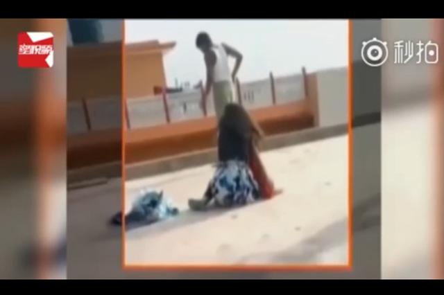 12岁少女遭父亲毒打后 毫不犹豫从屋顶跳楼