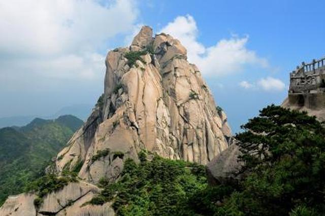 安徽名声在外的十座大山 你去过几座?
