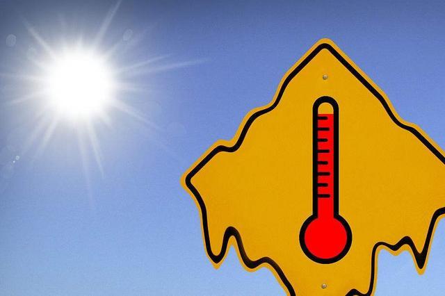 安徽4站点昨突破35℃