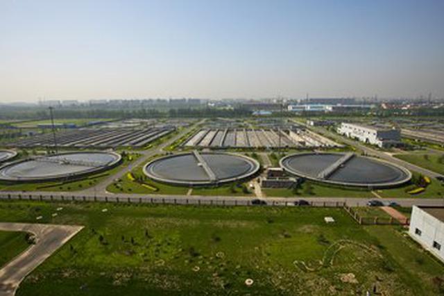 安庆50个乡镇污水处理设施建设完成