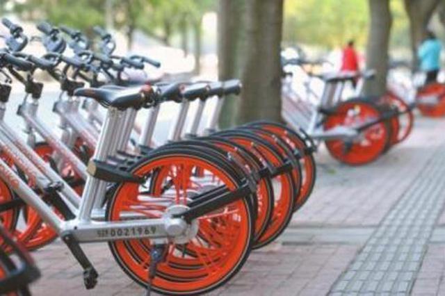 """合肥将对共享单车企业进行""""考核打分"""""""