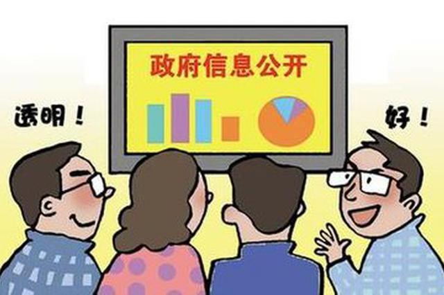 安徽出台实施意见 推进公共资源配置领域政府信息公开