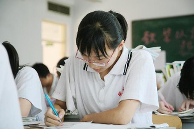 安徽今年高考报名人数49.9万