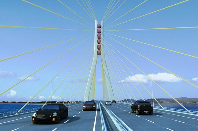 池州长江大桥预计明年六月底建成通车