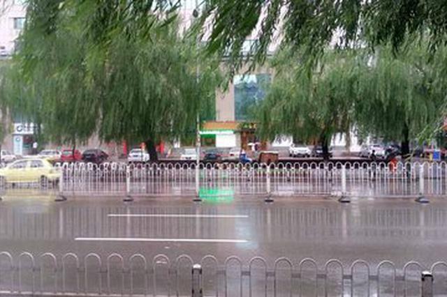 """今日安庆在小雨微凉中迎""""小满"""""""
