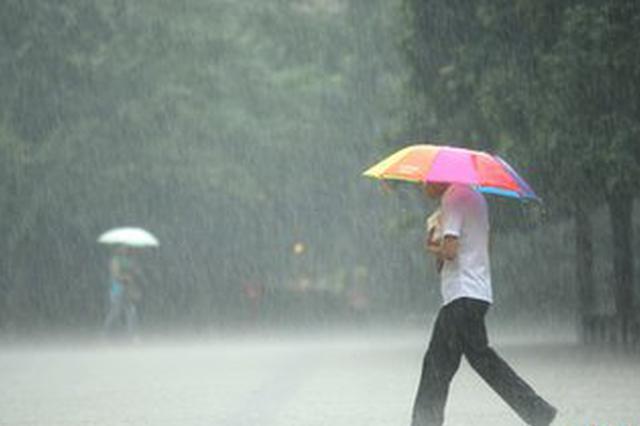 安徽首次实施强对流天气协同观测 提升预报和应对能力