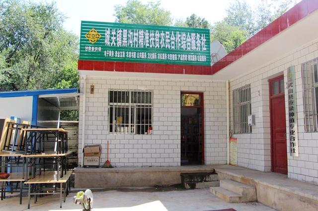 淮南市三大举措力推农村综合服务社建设