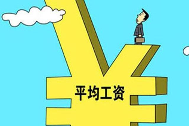 阜阳城镇非私营单位人员平均工资57010元