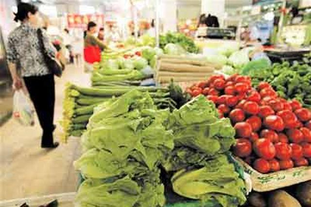 芜湖菜价将进入一年中最便宜的时段