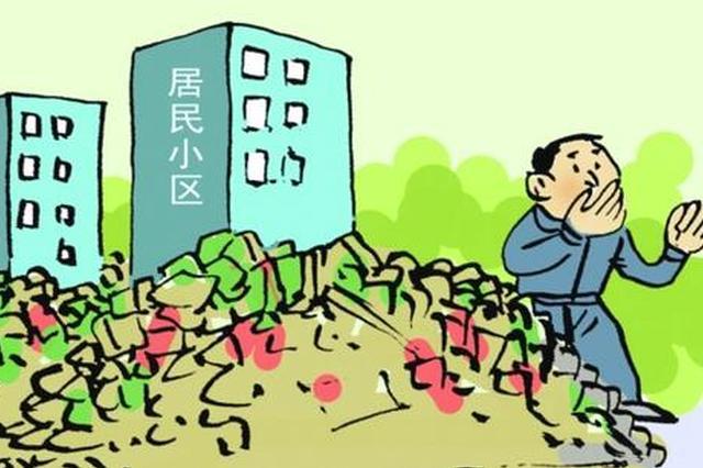 芜湖垃圾堆放点改造成绿地