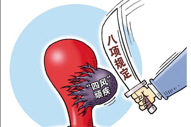 芜湖市纪委通报两起违反中央八项规定精神典型问题