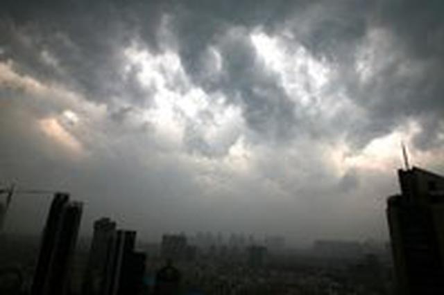 今日芜湖市或再迎强对流天气