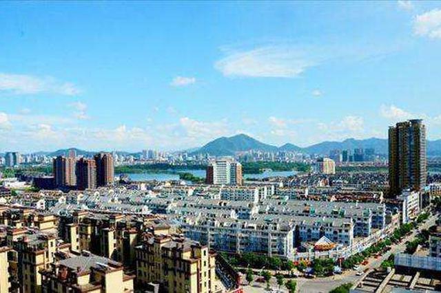 安徽省发展最快的五线城市