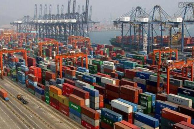 前5月安徽进出口同比增长两成多