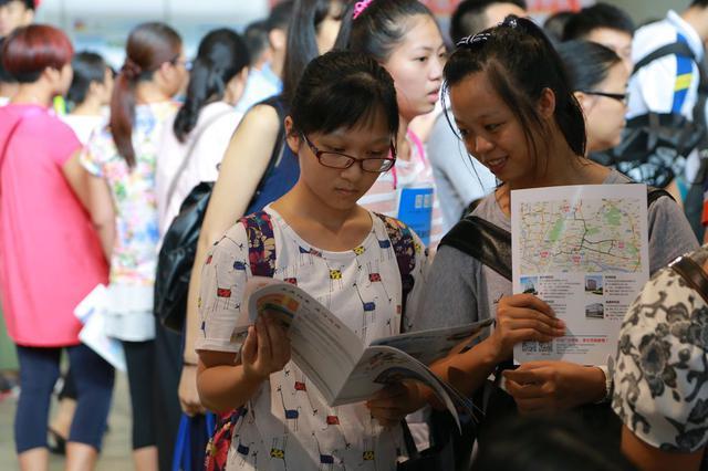 今年安徽全省城镇将新增就业63万人